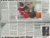 L'Alsace le 25 janvier 2012 (Article)