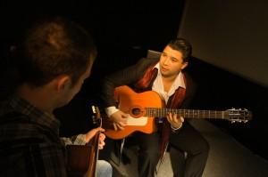 Cours de guitare manouche