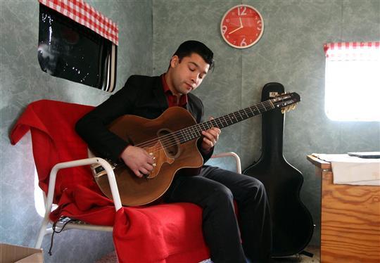 Sébastien Kauffmann le Chinois